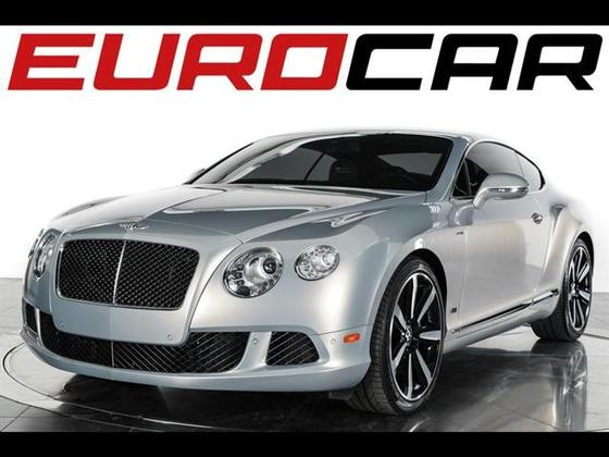 2013 Bentley Continental GT Speed:14 car images available