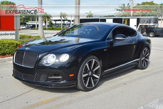 2015 Bentley Continental GT Speed:21 car images available