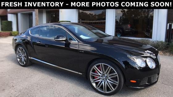 2014 Bentley Continental GT Speed:5 car images available