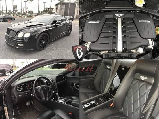 2010 Bentley Continental GT Speed:24 car images available