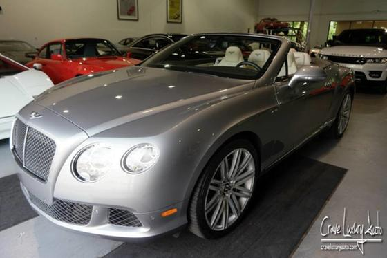 2014 Bentley Continental GT Speed:17 car images available