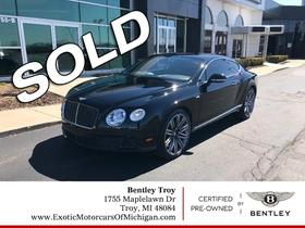 2013 Bentley Continental GT Speed:12 car images available
