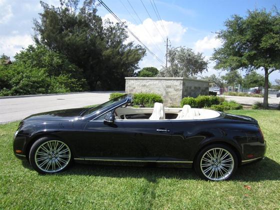 2010 Bentley Continental GT Speed:21 car images available