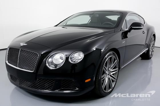2015 Bentley Continental GT Speed