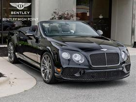 2016 Bentley Continental GT Speed:17 car images available