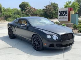 2014 Bentley Continental GT Speed:22 car images available