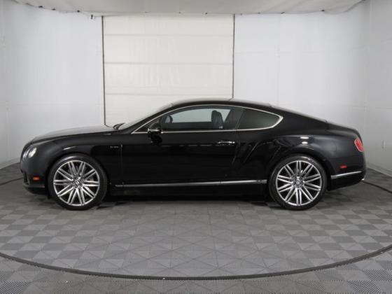 2013 Bentley Continental GT Speed