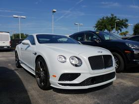 2017 Bentley Continental GT Speed:3 car images available