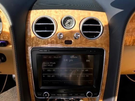 2014 Bentley Continental GT Speed