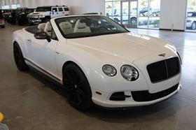 2014 Bentley Continental GT Speed:20 car images available
