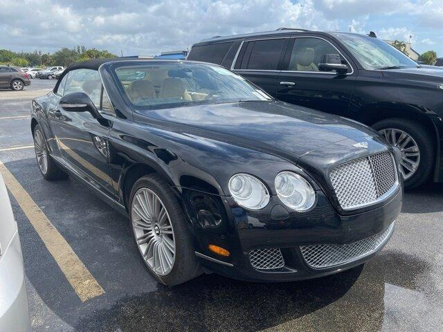 2010 Bentley Continental GT Speed:8 car images available
