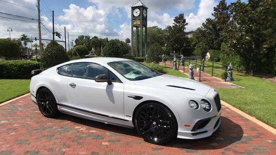 2017 Bentley Continental GT Supersports:24 car images available