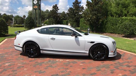 2017 Bentley Continental GT Supersports