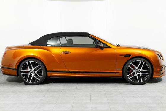 2018 Bentley Continental GT Supersports