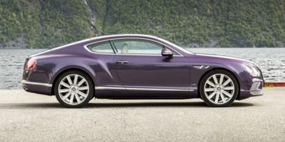 2017 Bentley Continental GT Supersports : Car has generic photo