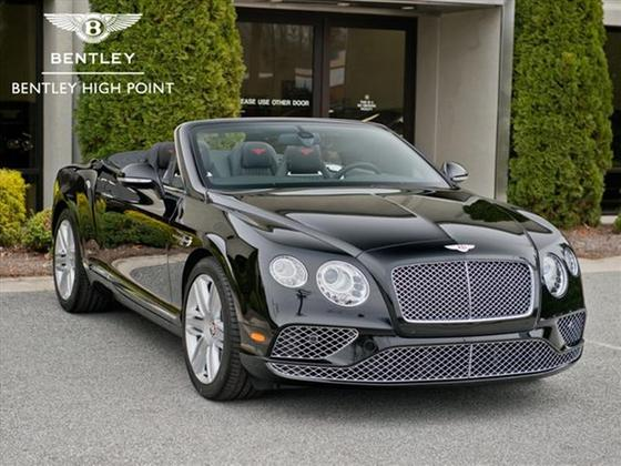 2016 Bentley Continental GT V8 Convertible:14 car images available