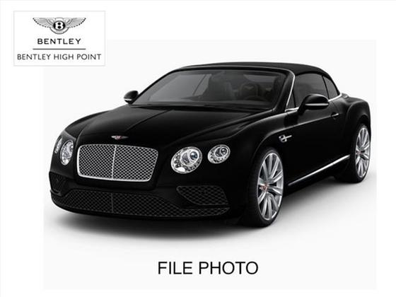 2016 Bentley Continental GT V8 Convertible:3 car images available