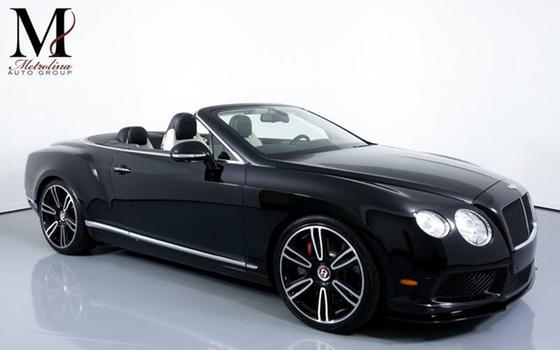 2013 Bentley Continental GT V8 Convertible:24 car images available
