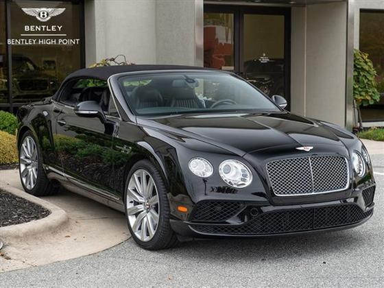 2016 Bentley Continental GT V8 Convertible