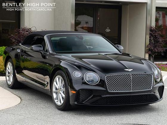 2020 Bentley Continental GT V8 Convertible:20 car images available