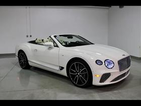 2020 Bentley Continental GT V8 Convertible:23 car images available