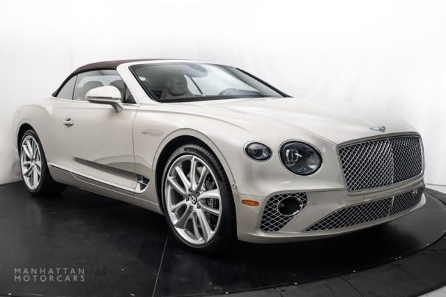 2021 Bentley Continental GT V8 Convertible:19 car images available