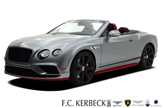 2017 Bentley Continental GT V8 S Black Edition:24 car images available