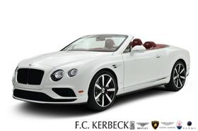 2016 Bentley Continental GT V8 S Convertible:24 car images available