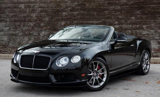 2015 Bentley Continental GT V8 S Convertible:24 car images available