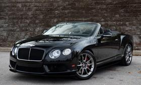 2015 Bentley Continental GT V8 S Convertible