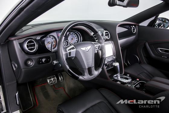 2015 Bentley Continental GT V8 S Convertible