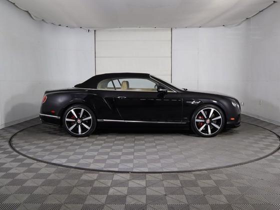 2017 Bentley Continental GT V8 S Convertible