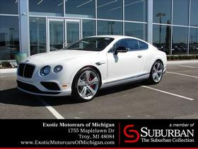 2017 Bentley Continental GT V8 S:21 car images available