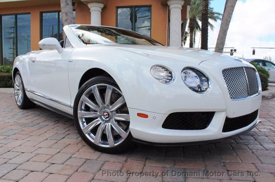 2015 Bentley Continental GT V8 S