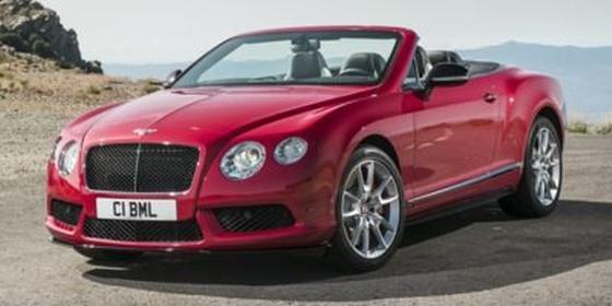 2014 Bentley Continental GT V8 S : Car has generic photo
