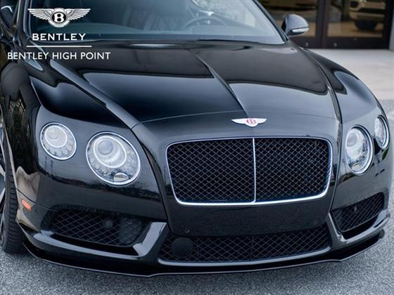2015 Bentley Continental GT V8 S:16 car images available