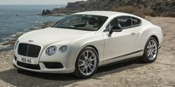 2014 Bentley Continental GT V8 S : Car has generic photo