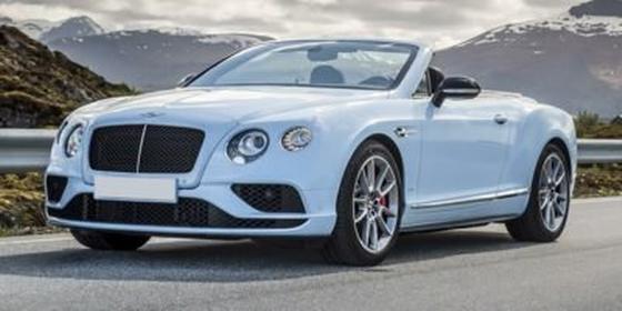 2017 Bentley Continental GT V8 S : Car has generic photo