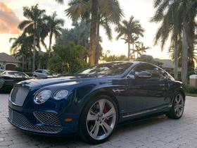 2016 Bentley Continental GT V8 S:6 car images available