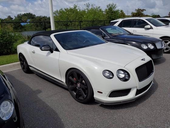 2014 Bentley Continental GT V8 S:2 car images available
