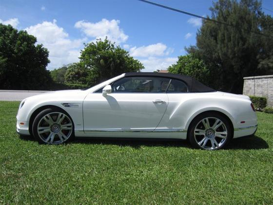 2016 Bentley Continental GT V8 S:20 car images available