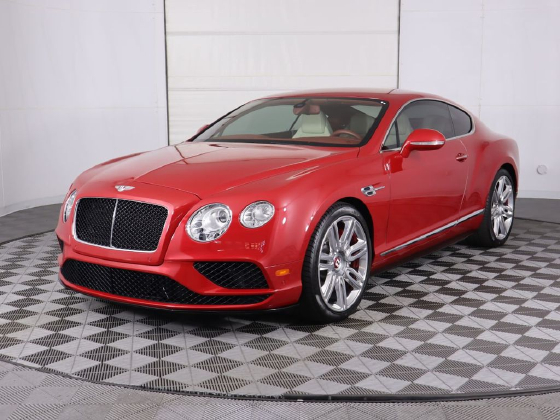 2016 Bentley Continental GT V8 S:9 car images available