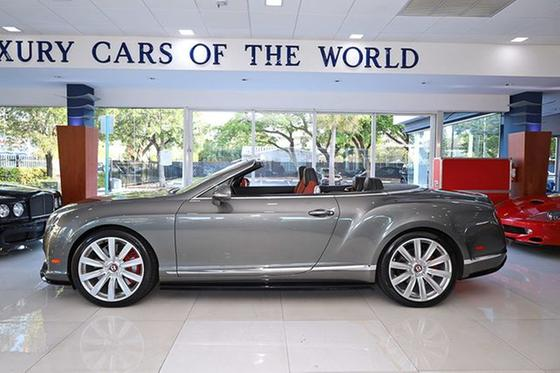 2014 Bentley Continental GT V8 S:24 car images available