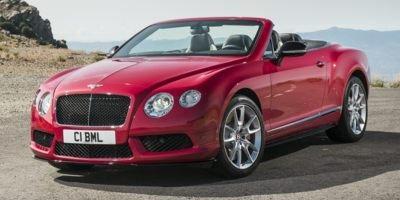 2015 Bentley Continental GT V8 S : Car has generic photo