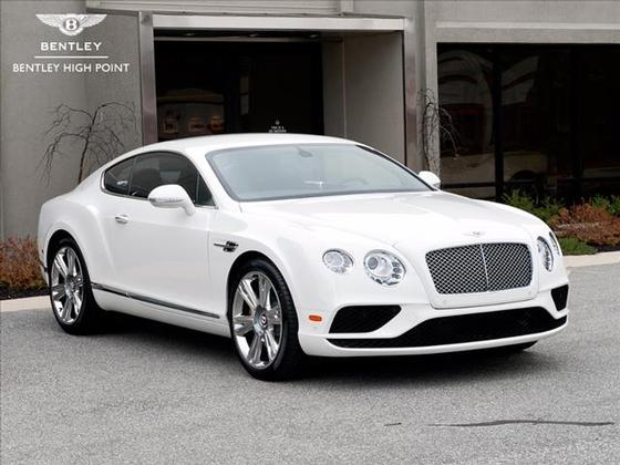 2017 Bentley Continental GT V8:19 car images available