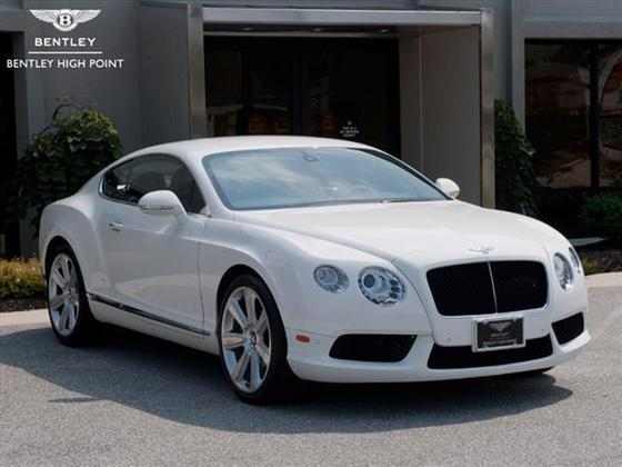 2014 Bentley Continental GT V8:13 car images available