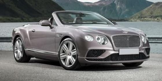 2017 Bentley Continental GT V8 : Car has generic photo