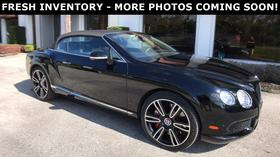 2014 Bentley Continental GT V8:4 car images available
