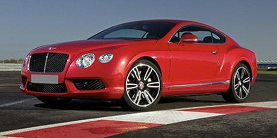 2013 Bentley Continental GT V8 : Car has generic photo