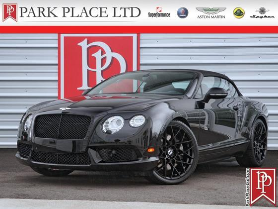 2013 Bentley Continental GT V8:13 car images available